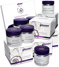 plazan skin care gift packs