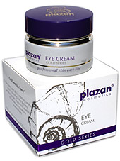 Plazan Eye Cream-Antiwrinkle care