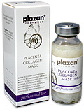 professional skin care - placenta collagen mask image